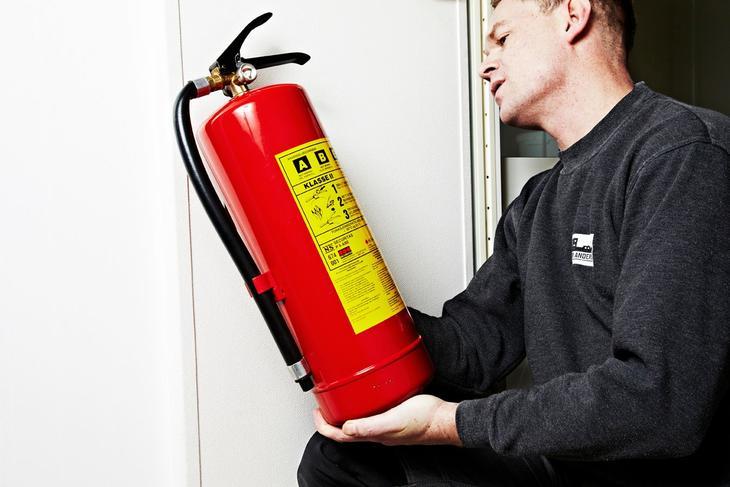 Alle borettslag og sameier skal ha god og pålitelig brannsikring
