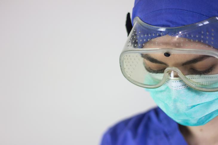 Smittevask og desinfeksjon